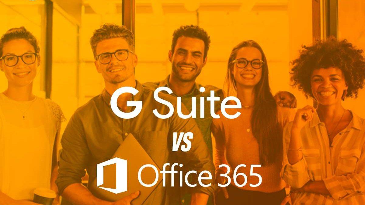 GSuite y Office365