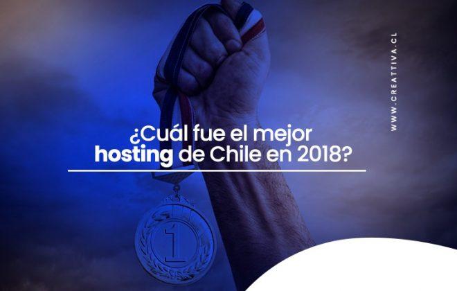 Mejor hosting chile 2018
