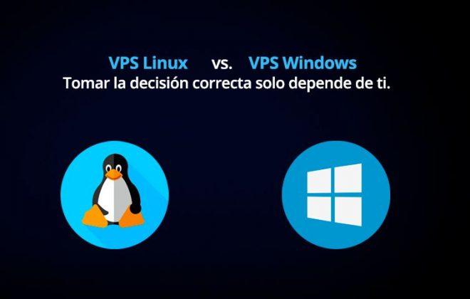 VPS Linux o Windows