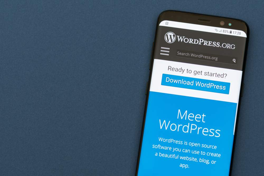 Hosting para WordPress.