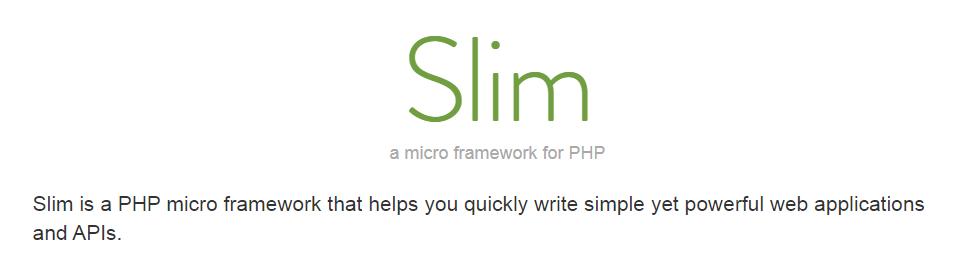 Framework Slim