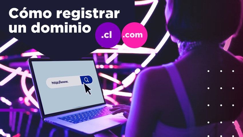 registrar .cl y .com